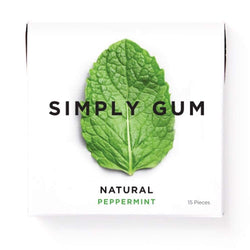Natural Chicle Gum - Simply Gum