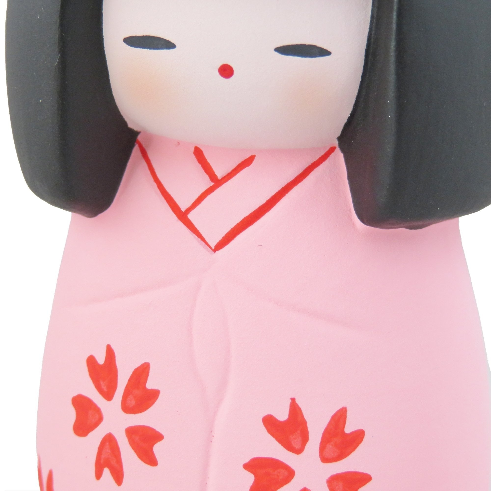 Kokeshi Dolls Appreciation And Collection Gold Hair Design