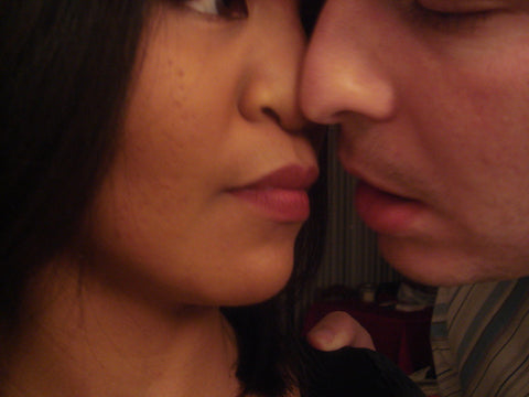 eskimo nose kissing