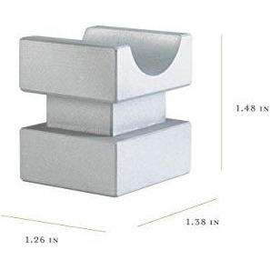 Wall St Smoker - The Block Cigar Rest Aluminum