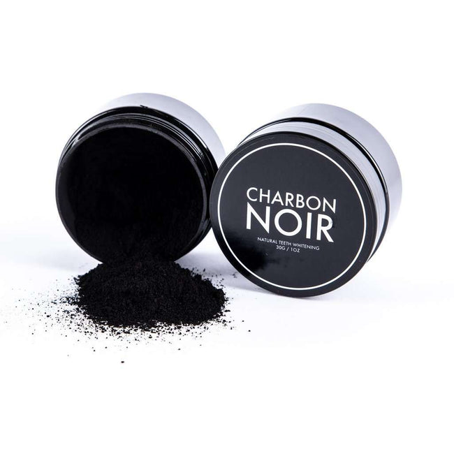 Charbon Noir - Natural Teeth Whitening