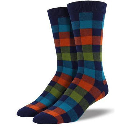 Socksmith - Bamboo - Plaid