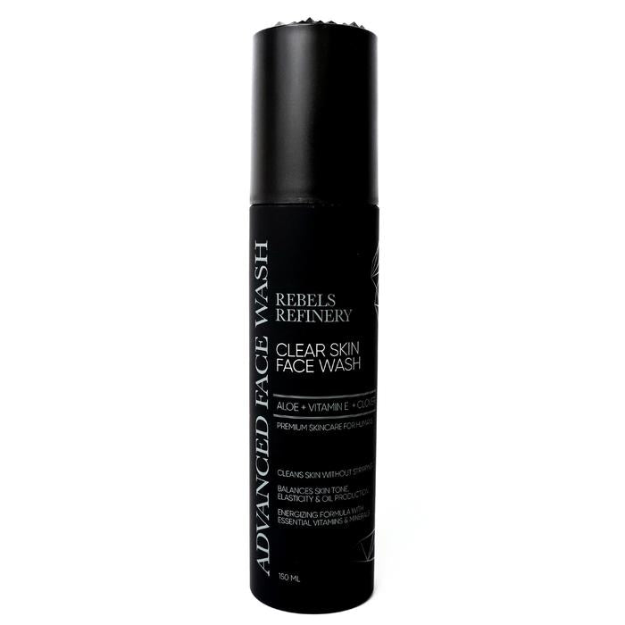 Rebels Refinery - Clear Skin - Face Wash