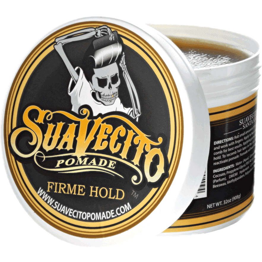 Suavecito - Firm Hold pommade
