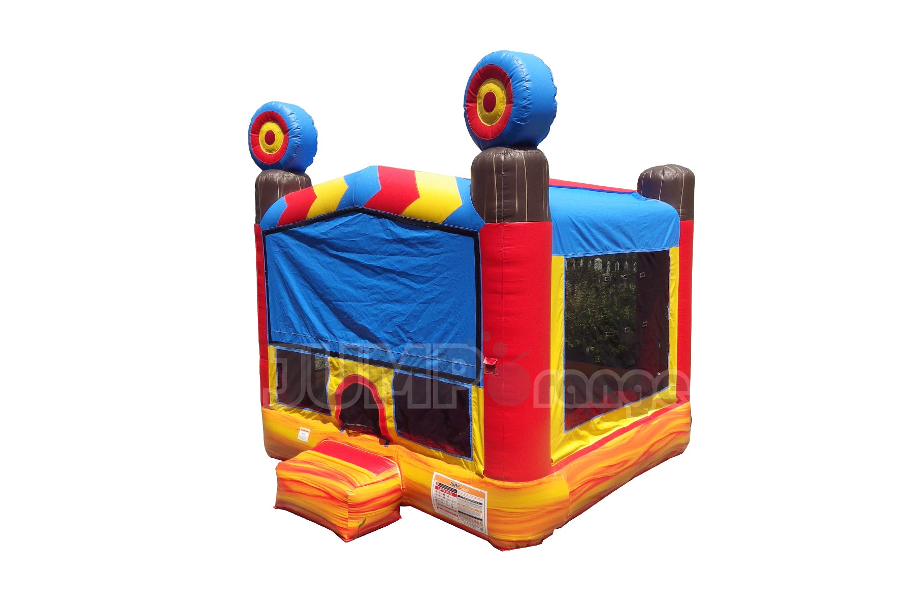Target 13' x 13' Bounce House