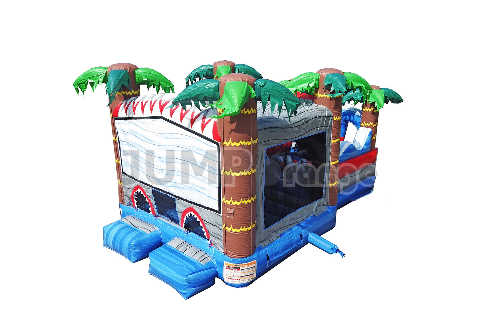 Shark Obstacle + Bouncer