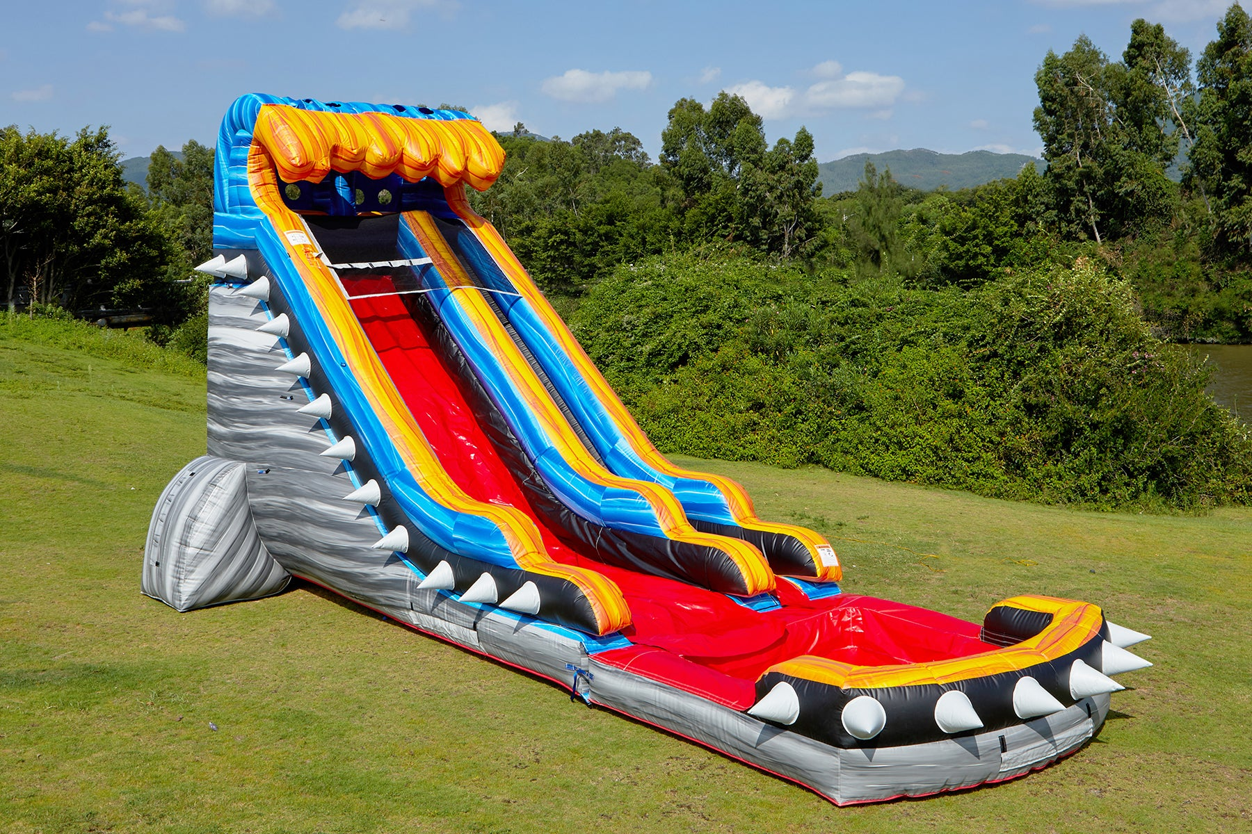 19 FT ROCKER SLIDE
