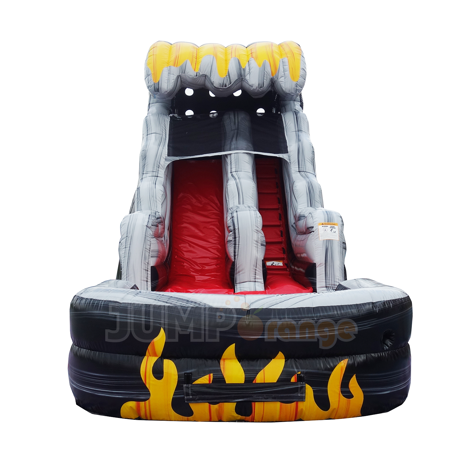 FLAME 15 FT SLIDE