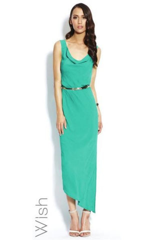 WISH Emerald 'Wonderous' Dress Size 6, 8, 10 & 12