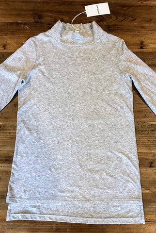 COUNTRY ROAD Relaxed Funnel Grey T-Shirt Size XXS