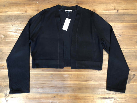 TARGET Long Sleeve Bolero Black Jacket Sizes