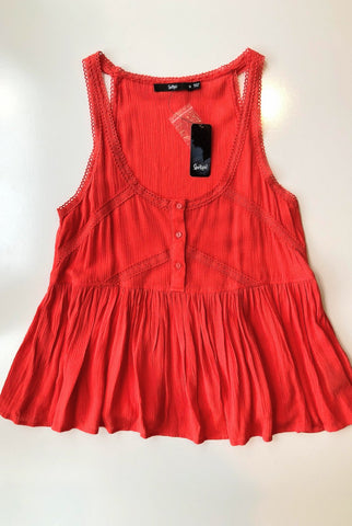 SPORTSGIRL Watermelon Shirt Size 6