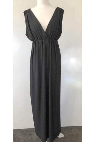 BOJANGLES Black Evening/Maxi Dress Size 8