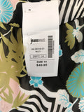 JEANSWEST Tropical Print Dress Size 14 - RRP $49.95