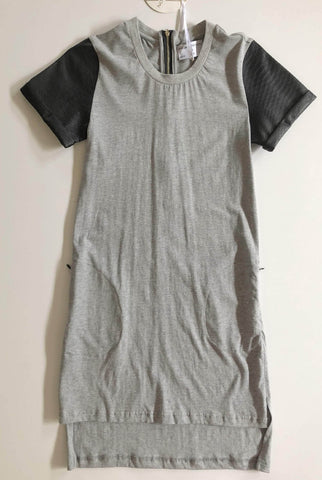 PREMONITION Grey Dress Top Size 6