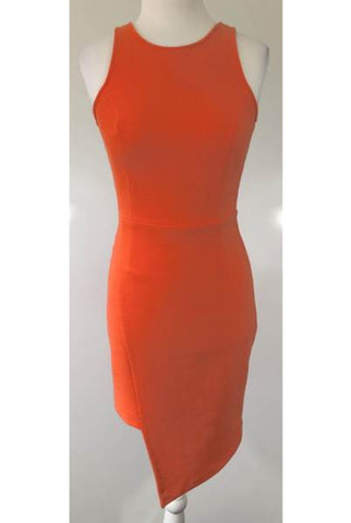 TALULAH Tangerine Dress Size S - RRP $199