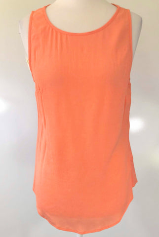 BLUEJUICE Peach or Black Tank Top Size 8, 10 & 12