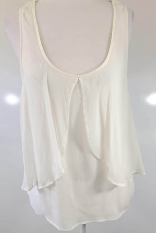 WISH White or Emerald 'Promenade' Top Size 8, 10 & 1