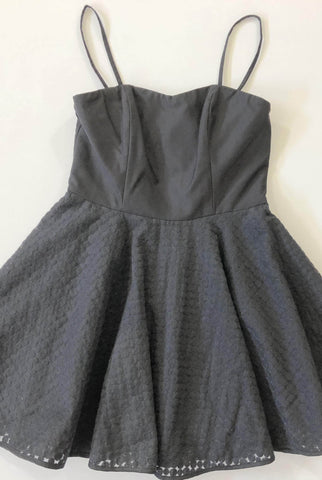 BLUEJUICE Black Sweetheart Dress Size 8 & 10