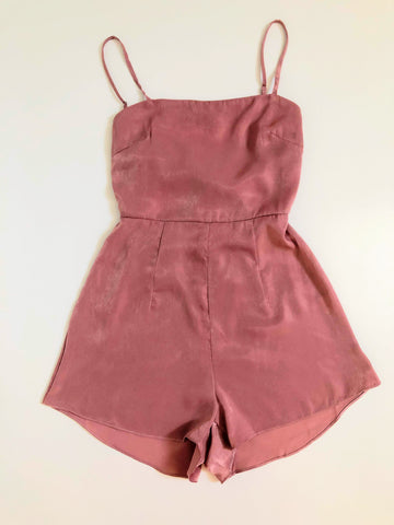 STYLE STATE Square Neckline Playsuit Size 10 & 14