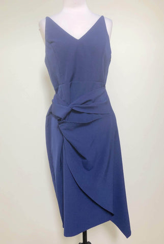 STELLA MORGAN Cobalt Blue Dress Size 14
