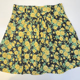 ALL ABOUT EVE Floral Street Life Skirt Size 12
