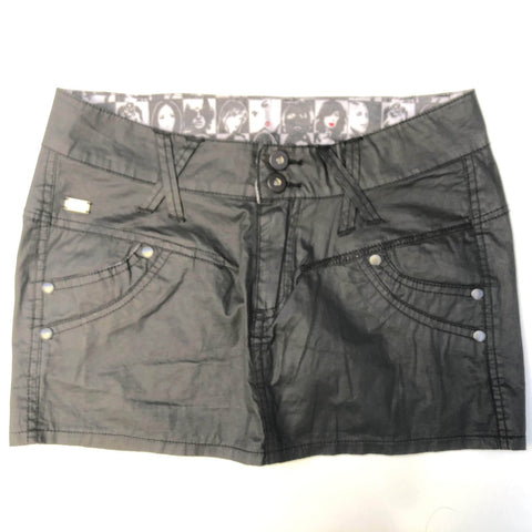 JORGE Black Juno Skirt Size 8