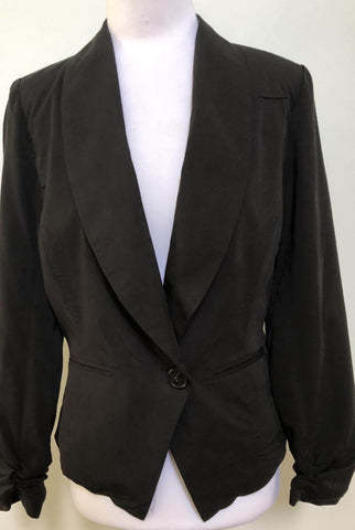JORGE Black Jacket Size 10