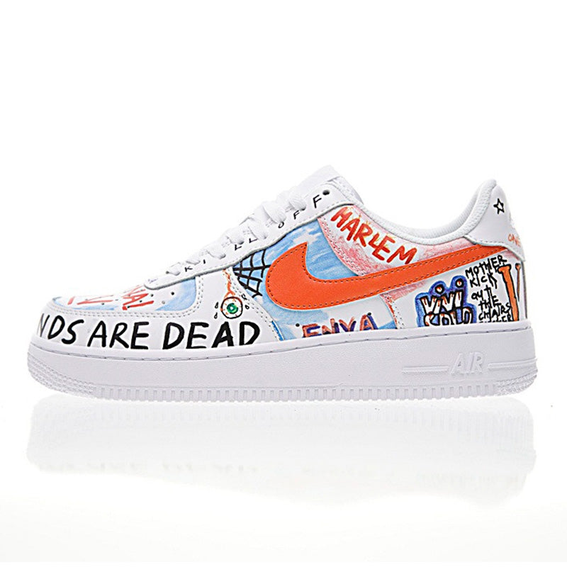 5d33edcd55 Arrival Authentic NIKE AIR FORCE 1 LOW Men's Skateboarding Shoes Sport  Outdoor Sneakers