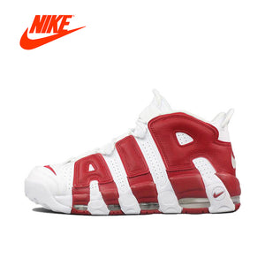 cd3f688d0 Authentic Nike Air More Uptempo Men's Basketball Shoes Sports Sneakers