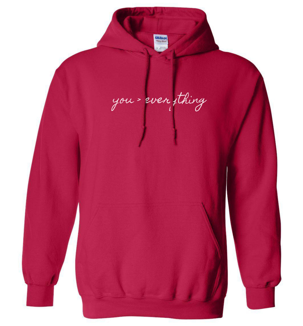 You > Everything Hoodie