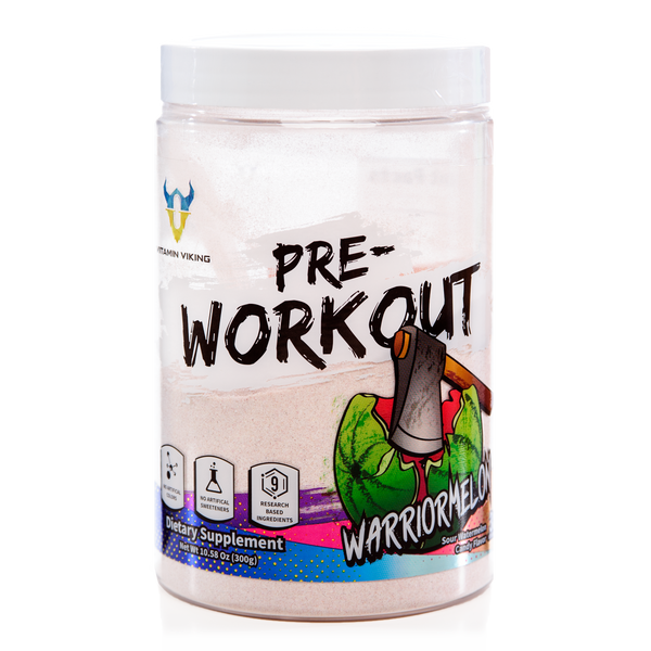 Warriormelon Pre-workout