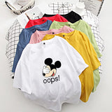 Mickey Mouse Women T-shirt