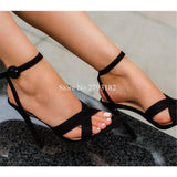 Open Toe Strap - YELLOW SUB TRADING