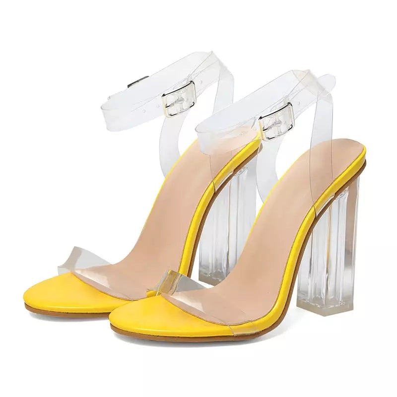 Pumps Summer Shoes - YELLOW SUB TRADING