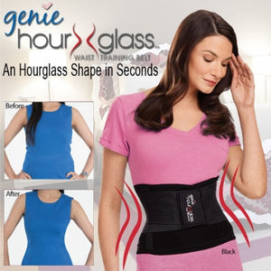 Genie Hourglass Waist Training Belt - YELLOW SUB TRADING