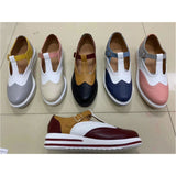 Oxford  stayl  shoes