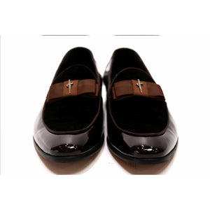 Genuine Leather Men's Formal Shoes  - YELLOW SUB TRADING