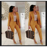 Ladies Formal suit.