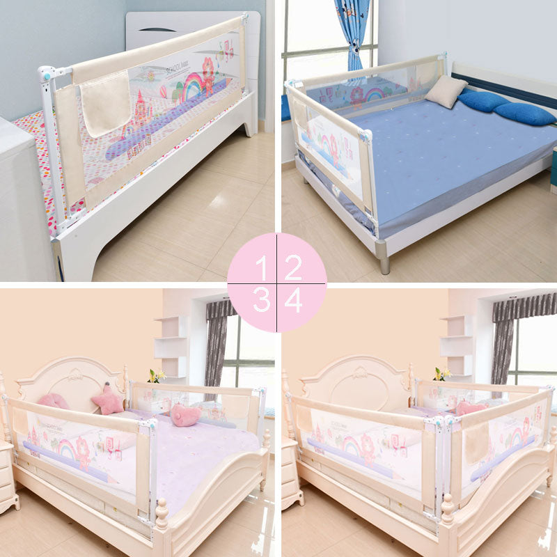Baby Bed Fence Home Kids Playpen Safety Gate Products Child Care Barri Kaya Baby