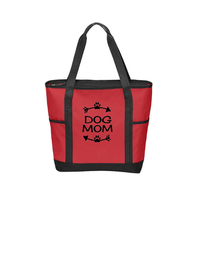 DOG MOM - Port Authority Daily Tote - DogHouse Graphix,LLC