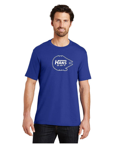 HANS 1977 - Unisex Short Sleeve - DogHouse Graphix,LLC