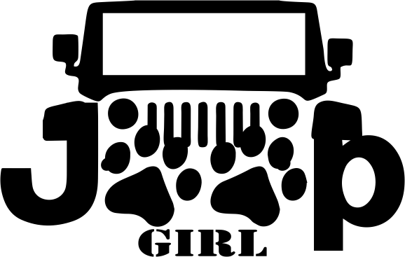 Jeep Girl - Unisex Short Sleeve - DogHouse Graphix,LLC
