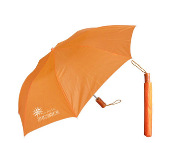 You Are My Sunshine - Auto-Open Deluxe Umbrella - DogHouse Graphix,LLC