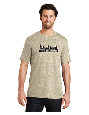 What Happens In The Woods - Unisex Short Sleeve - DogHouse Graphix,LLC
