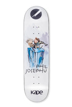 "Laden Sie das Bild in den Galerie-Viewer, Carboslick - ""The Squirrel"" - Skateboard Deck"