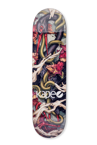 Skateboard Deck – Carboslick -