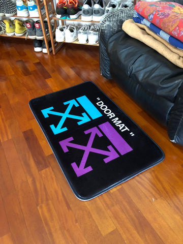 "Mat ""Off-White Door-Mat"" Small"