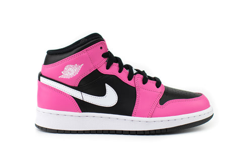 Jordan 1 Mid High Rosa Shock