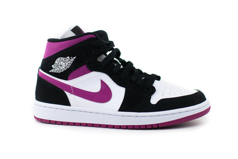 Jordan 1 Mid High Purple